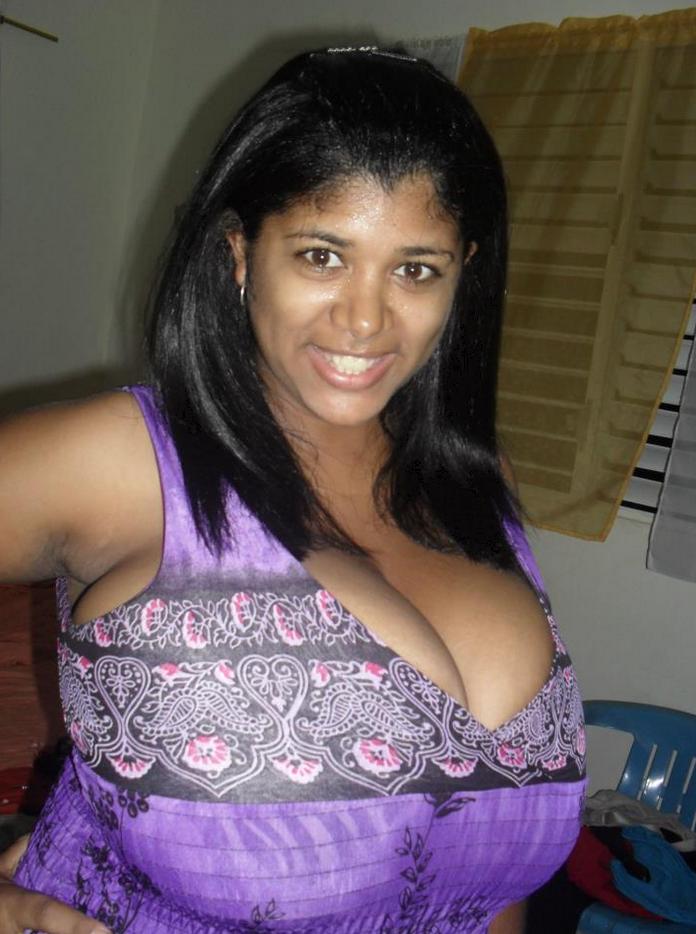 Kristina Milan gigantic big tits